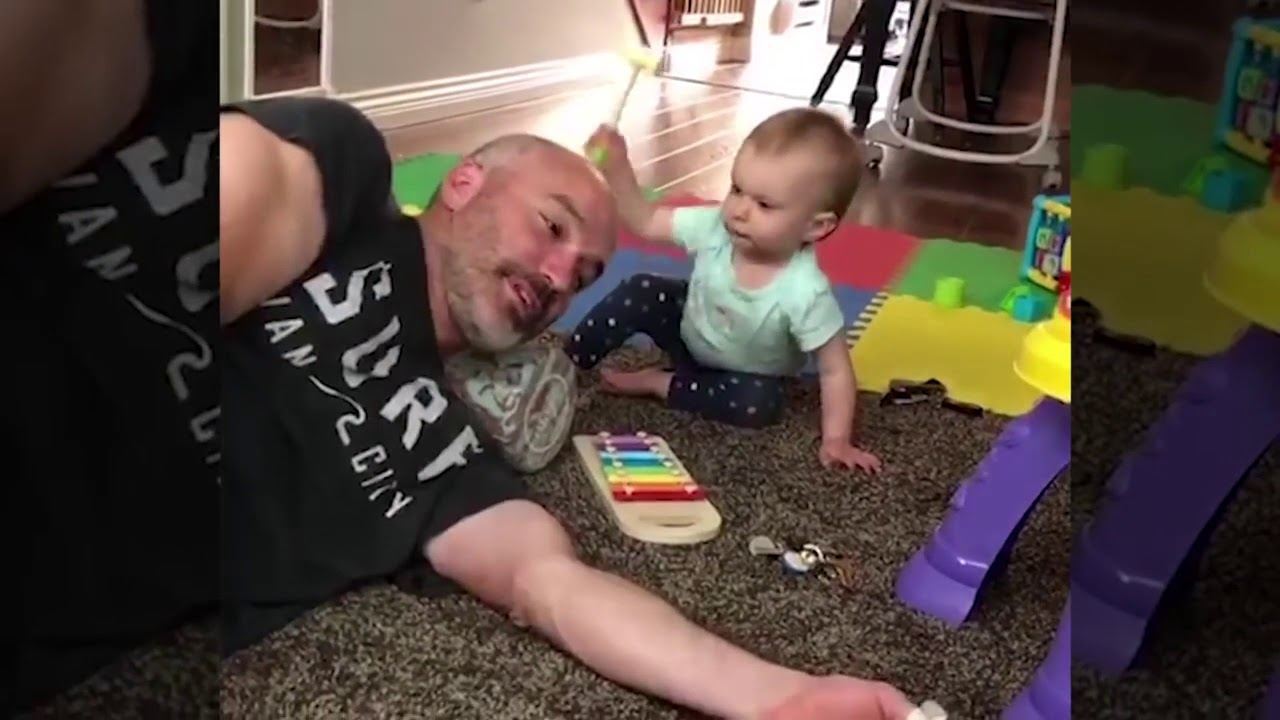 1000 Silly Things When Baby Playing   Funny Fails Video