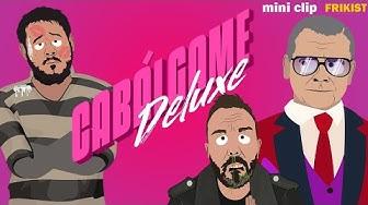 Imagen del video: Cabálgame Deluxe!! parodia política. Con Progre Javier Ázquez, Antonio Rojestre y Pablo Carcél.