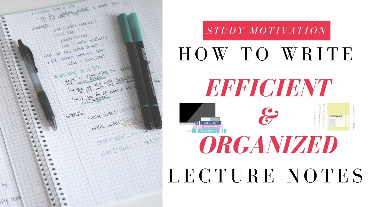 How to Be an Efficient and Organized Secretary