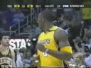 Kobe Bryant 2002-03 • 45 points, 3 assists, 3 rebounds vs. Seattle Supersonics