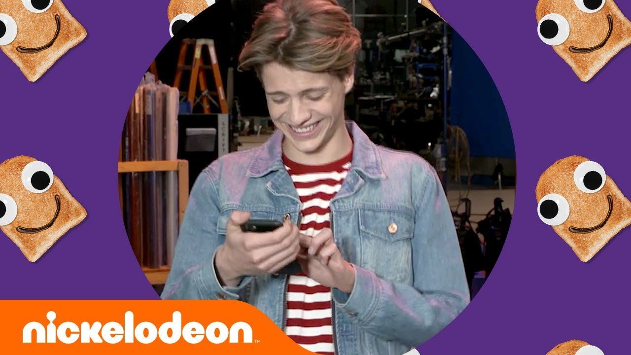Download Jace Norman Reads YOUR Comments & Makes His Own Memes 🔥   #NickStarsIRL