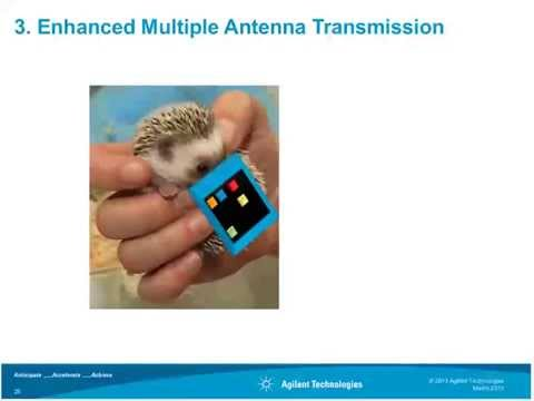 LTE and the Evolution to LTE Advanced Fundamentals   Part Two