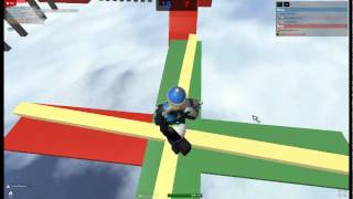 Roblox daily video: WIPEOUT CHALLLEENGE
