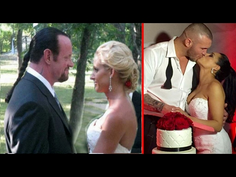 10 Most Amazing Weddings of WWE Wrestlers in Real Life