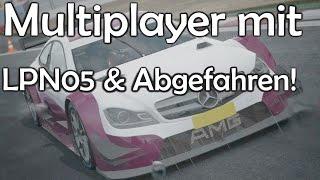 LETZTEN Platz sichern! :D - Mit LPN05 & Abgefahren - Project Cars MP!