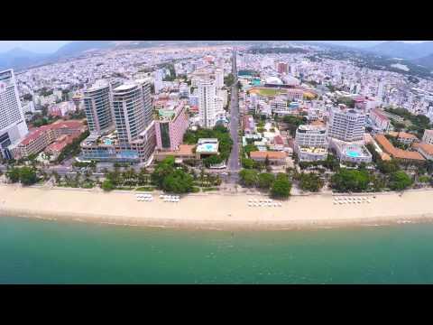 Nha Trang, city by the beach.