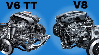 2021 Lexus IS 500 Possible Engines NTGA (IS F)