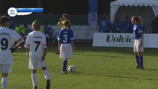 Algeria vs Italy - Ranking match 25/32 - Highlight - Danone Nations Cup 2016