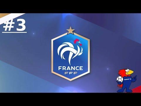 FM 18 #E3 avec l'Equipe de France : Road to World Cup 18, 20 ans après 1998