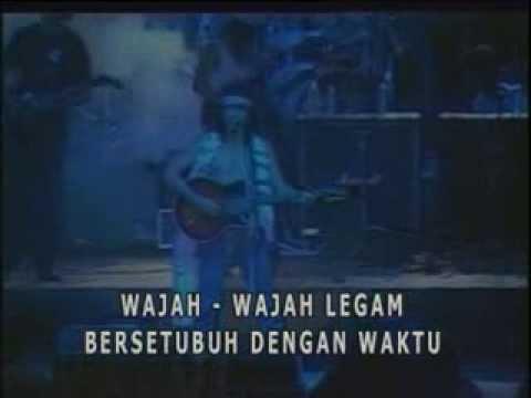 PERJALANAN WAKTU - IWAN FALS - karaoke