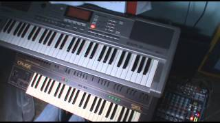 Of Mist and Midnight Skies (Cradle of Filth keyboard cover)