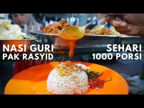 Sarapan Pagi Yang Paling Diburu di Aceh || Nasi Gurih (Nasi Lemak)