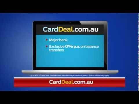 No Interest Credit Card Offer - 45sec TVC by Risk Free TV