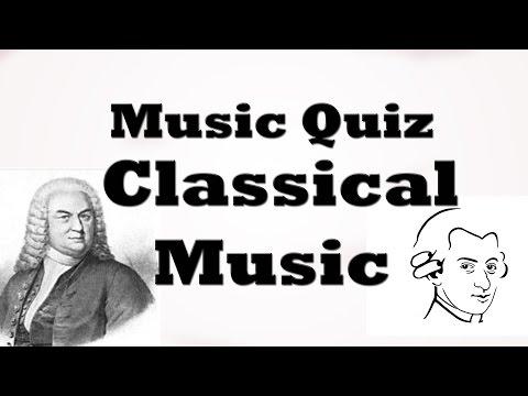Music Quiz - Classical Music