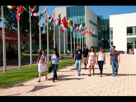 Live in Israel, Study in English - IDC Herzliya (RRIS)