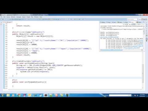 Web Services Concepts and REST API...