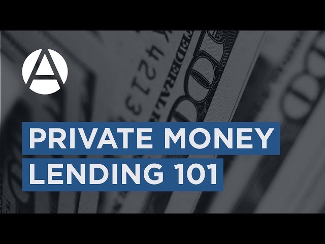 Private Money Lending 101 with Dave Shaw