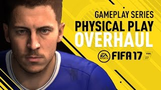 FIFA 17 Gameplay Features - Physical Play Overhaul - Eden Hazard