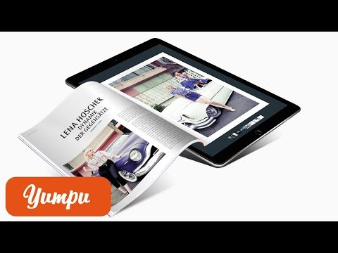 Mobile App for flipbooks and digital magazines - iOS and Android