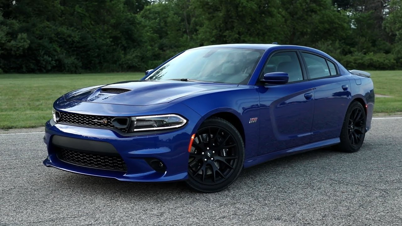 2019 Dodge Charger R T Scat Pack Running Footage Youtube