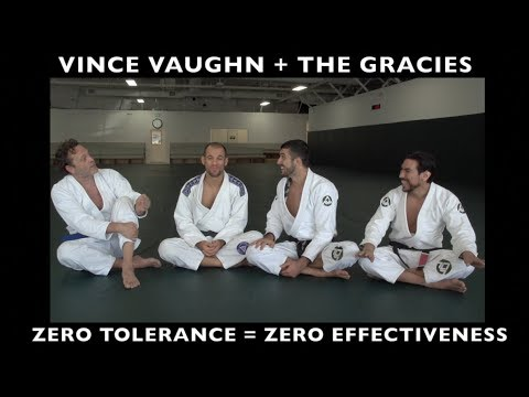 Vince Vaughn  The Gracies on How