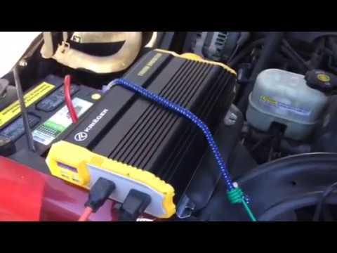 Krieger Power Inverter Installation
