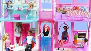 Barbie YENİ Malibu Evi Oyuncak Seti | Barbie Türkçe izle | Evcilik TV