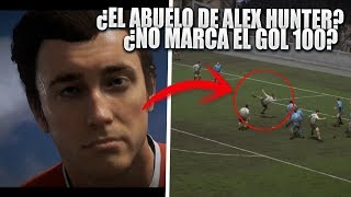 ¿Qué pasa si el ABUELO de ALEX HUNTER NO MARCA el GOL 100 en EL CAMINO? | Mitos FIFA 19