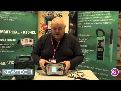 kyoritsu kew 6016 multifunction tester manual