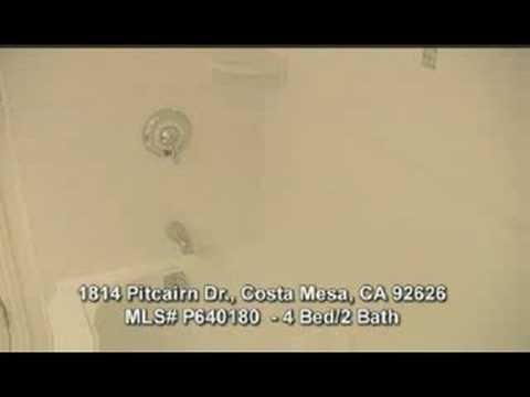 HomeView, LLC. - Video Tour - 1848 Pitcairn Dr, Costa Mesa, CA 92626