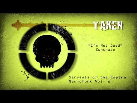 """Neurofunk Mix - Vol. 2 - Servants of the Empire"""" -  May 2012"""
