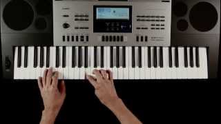Casio CTK 6300IN Tone Editor Overview