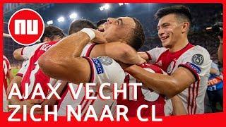 Veltman over afgekeurde goal: 'Ik ga kleinere schoenen dragen' | NU.nl
