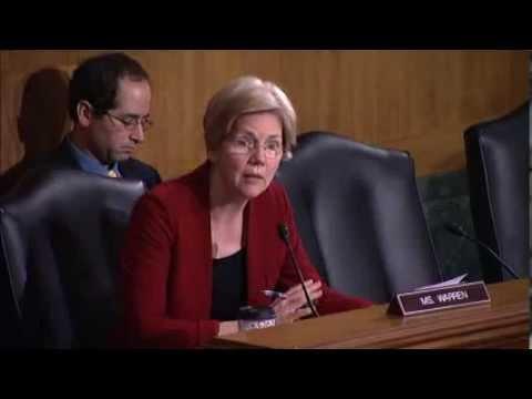 Senator Elizabeth Warren (D-MA) : Trade Deficit With Korea