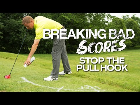 How to Stop Hitting Pull Hooks | Breaking Bad Scores | Golf Digest