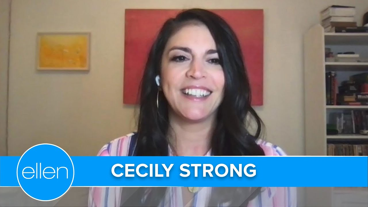 Cecily Strong Celebrated Her Birthday with RuPaul and Dancing on Tables