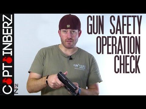 Gun Safety Operation Check