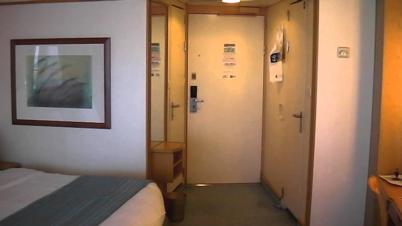 Junior Suite On Royal Caribbean Voyager Of The Seas By