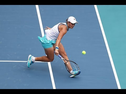Ashleigh Barty | 2019 Miami Open Final | Shot of the Day