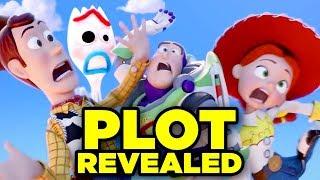 TOY STORY 4 Teaser Trailer Breakdown! Details You Missed!