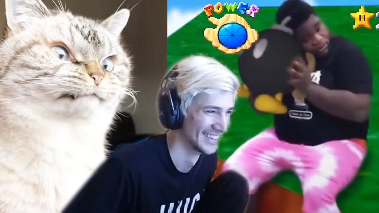 xQc Reacts to UNUSUAL MEMES COMPILATION V64 & Daily Dose of Internet!