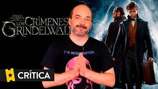 Crítica 'Animales fantásticos: Los Crímenes de Grindelwald' / 'Animales fantásticos 2'