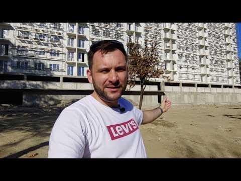 ЖК Лукоморье на Мацесте. Высажен бамбук!   Недвижимость Сочи