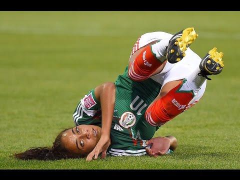 Korea Republic v. Mexico, Canada 2014 HIGHLIGHTS