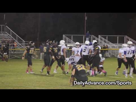The Daily Advance sports highlights | High School Football | Camden at Perquimans