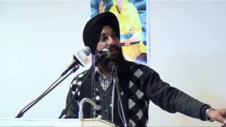 DR sukhpreet singh udhokeVideo.Lecture Dr Sukhpreet Singh udhoke in paris  Film by Sikhs.TV