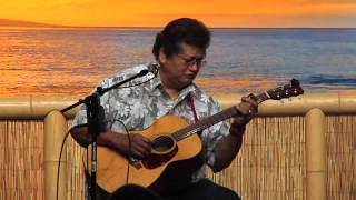 """""""Na Ka Pueo"""" @SlackKeyShow @LedKaapana Master Slack Key Guitarist"""