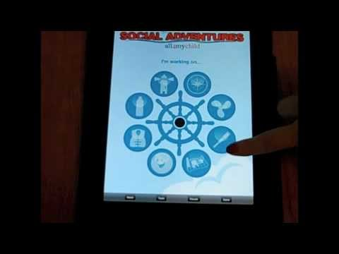 Social Adventures iOS app How-To Video