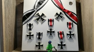 видео Железный крест 2 класса, Германия