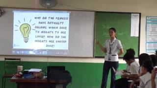 Demo-teaching of Ma